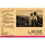 Liège rive gauche : Cartes Postales d'Autrefois