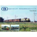 B Types 222 & 271 - Reeksen / Séries 66 & 71 (1) & 71 (2)