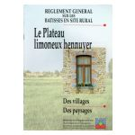 Le Plateau limoneux hennuyer : Règlement général sur les Bâtisses en site rural