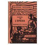 Manuel de l'épicier (avec 100 figures intercalées dans le texte)