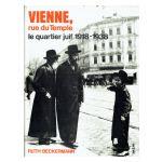 Vienne, rue du Temple : Le quartier juif 1918 - 1938