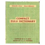 Compact Zulu Dictionary : English-Zulu Zulu-English