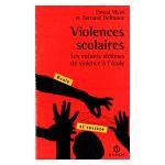 Violences scolaires. Les Enfants victimes de violence à l'école