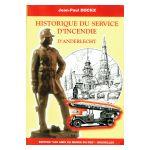 Historique du Service d'Incendie d'Anderlecht