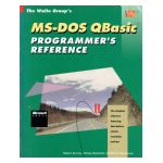 The Waite Group's MS-DOS QBasic Programmer's Reference
