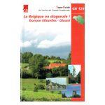 Topo-Guide du Sentier de Grande Randonnée - La Belgique en diagonale! Tronçon Ellezelles - Dinant