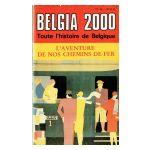 Belgia 2000, n° 26 : L'aventure de nos chemins de fer