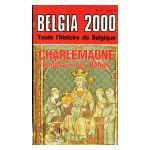 Belgia 2000, n° 27 : Charlemagne, Empereur des Belges