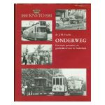 1881 KNVTO 1981 - Onderweg : Een eeuw personen- en goederenvervoer in Nederland