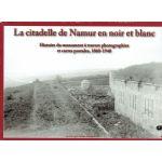 La citadelle de Namur en noir et blanc