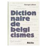 Dictionnaire de belgicismes