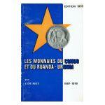 Les monnaies du Congo et du Ruanda-Urundi 1887-1978