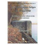 Les fortifications belges au 10 mai 1940 : La défense du canal Albert et des canaux extérieurs