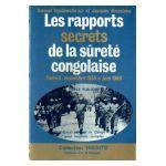 Les rapports secrets de la sûreté congolaise, tome 2 : novembre 1959 à juin 1960