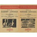 Pour le Pâtissier Confiseur, 2 tomes