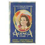 Union Coopérative Liège : Agenda 1940