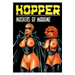 Zwarte reeks, 98 : Madame (deel 3) - Maskers af Madame