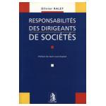 Responsabilités des dirigeants de sociétés